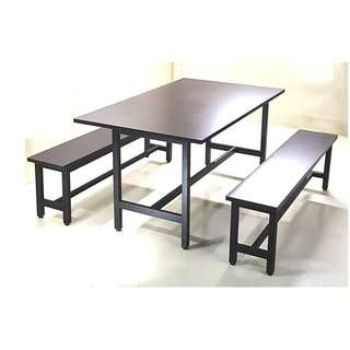 Terrece table set
