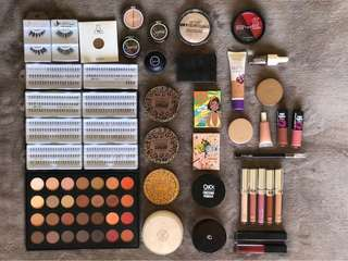 HUGE MAKEUP SALE