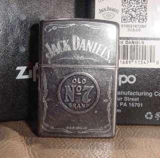 美國 Zippo 打火機 29150 Jackdaniels