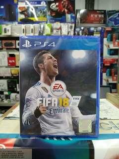 🆕 PS4 FIFA 18