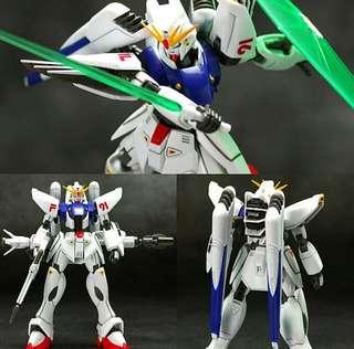 ROBOT魂  BANDAI GUNDAM  R Number 059   ガンダムF91