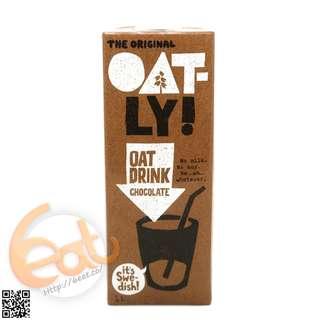 Oatly 朱古力燕麥奶 | Chocolate Oat Milk
