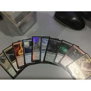 MTG Cards (Tarkir Innistrad Zendikar MTG Origins)