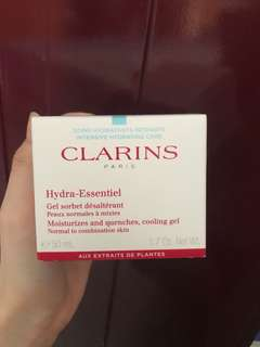Clarins moist normal to combi