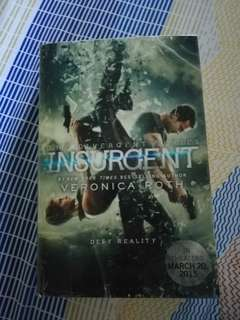 REPRICED!! Insurgent (Veronica Roth)