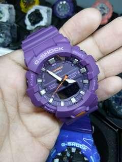 Gshock Purple