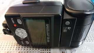 Nikon SB-800 Flashlight