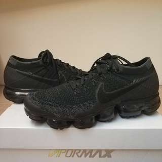 🚚 正品Nike vapormax black/gray us9.5