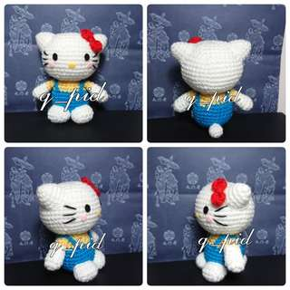 Hello kitty Amigurumi/crochet