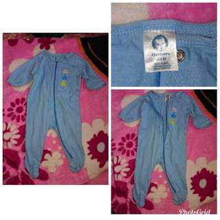 Preloved baby frogsuit
