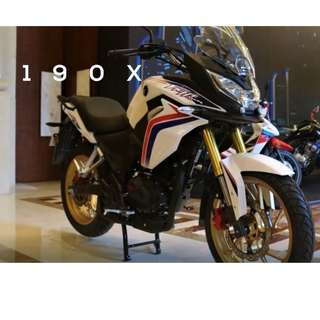 Honda cb190x f D/P $500 or $0 With out insurance (Terms and conditions apply. Pls call 67468582 De Xing Motor Pte Ltd Blk 3006 Ubi Road 1 #01-356 S 408700.