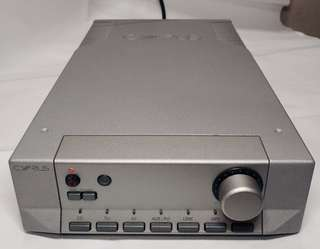 Cyrus 6 vs Integrated Amplifier