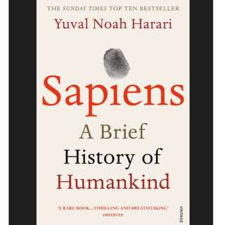 (Ebook) Yuval Noah Harari - Sapiens: A Brief History of Humankind