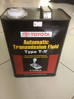 Toyota ATF OIL