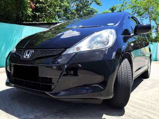 Honda Jazz Manual Ivtec