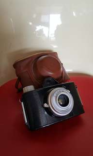 Antique Agfa Camera