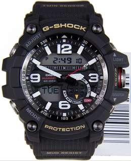 Casio G-Shock MASTER OF G MUDMASTER GG-1000-1A