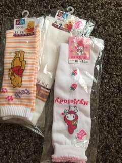 Kids socks (3 for RM10)