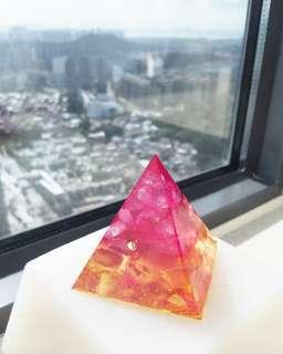 水晶能量塔  #180090