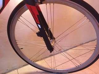 Chrome Vuelta Wheelset
