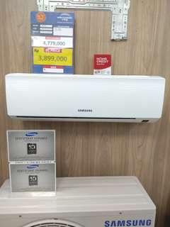 AC Samsung 1/2 PK Promo Cicilan Tanpa Kartu Kredit