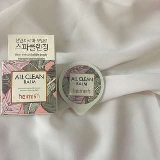 New❗️Heimish All Clean Balm 5gr