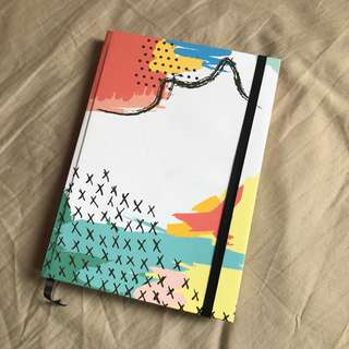 Notebook fujifilm