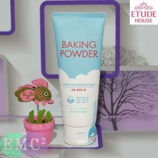 Etude House Baking Powder Pore Clensing Foam 160ml