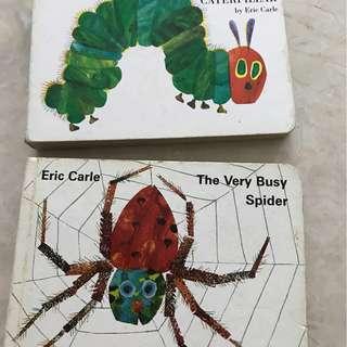 Eric Carle's famous books