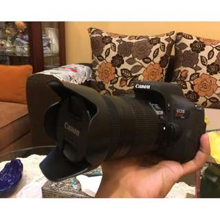 Canon EOS 750D (Japan Version)