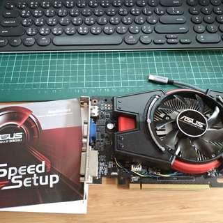 Asus GTX 650 1 GB display card