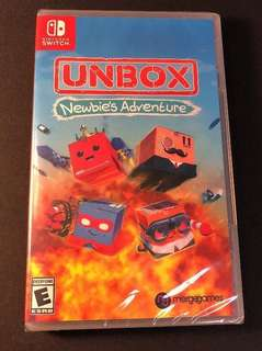(BN) Unbox Newbie's Adventure Nintendo Switch