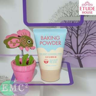 Etude House Baking Powder B.B Deep Cleansing Foam 30ml