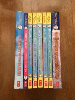 Thea Stilton Books Bundle