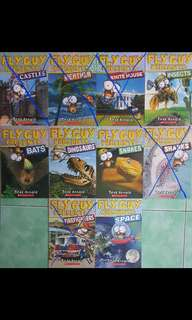 BN Fly Guy Science Readers (5 books)
