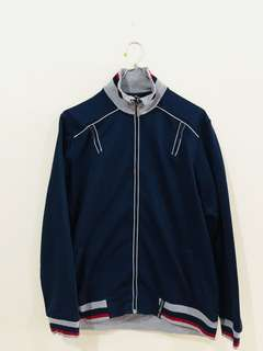 Jaket Track Top - DF Active Wear