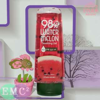 Etude House 98% Water Melon Soothing Gel 250ml