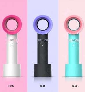 韓國 360度排風手提式輕便風扇