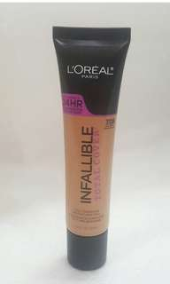 Loreal infallible total cover Shade : 308 New