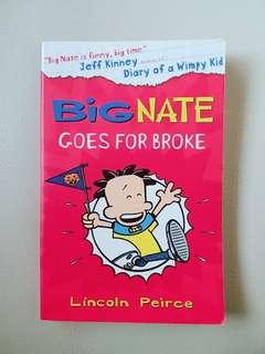 📚Big Nate Goes For Broke📚