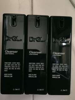 DrGL Cleansers (5 x 10ml)
