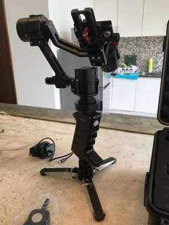 CAME TV Single 3 Axis Handheld Camera Gimbal