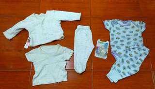 Mothercare One sizes set and MAM Pacifier
