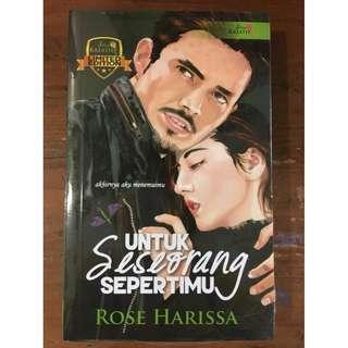 Untuk Seseorang Sepertimu, Rose Harissa
