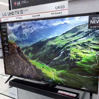 Led Tv LG 43 Inch 4K Smart Tv (Kredit TANPA CC)
