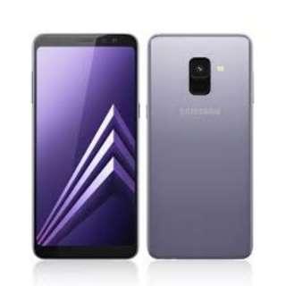 Samsung A8 Purle BIsa Kredit Dan Cash Ada
