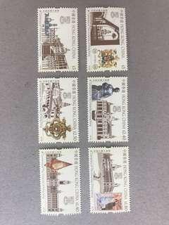 香港大學郵票