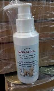 Nova Derworming Liquid 65ml