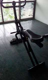 Dijual Home Squat (Alat Fitness)
