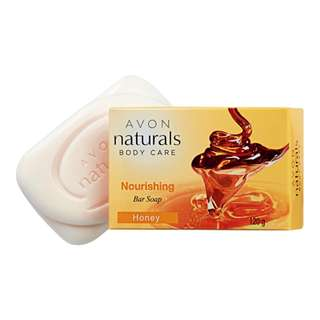 Nourishing Honey Bar Soap 120g